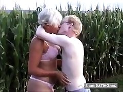 Amateur - Corroded Nipple Mature Young Stud Outdoor Fuck